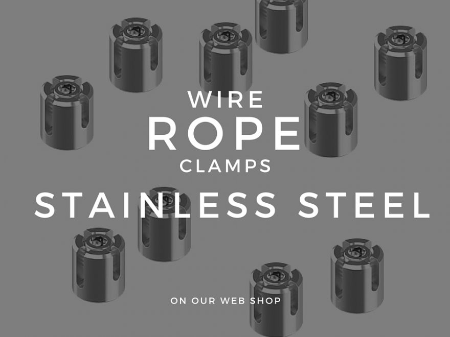 What Types of Stainless Steel Wire Rope Clamps? - Blog Inox mare En