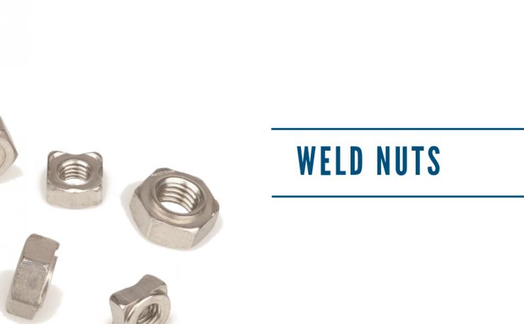 weld nuts
