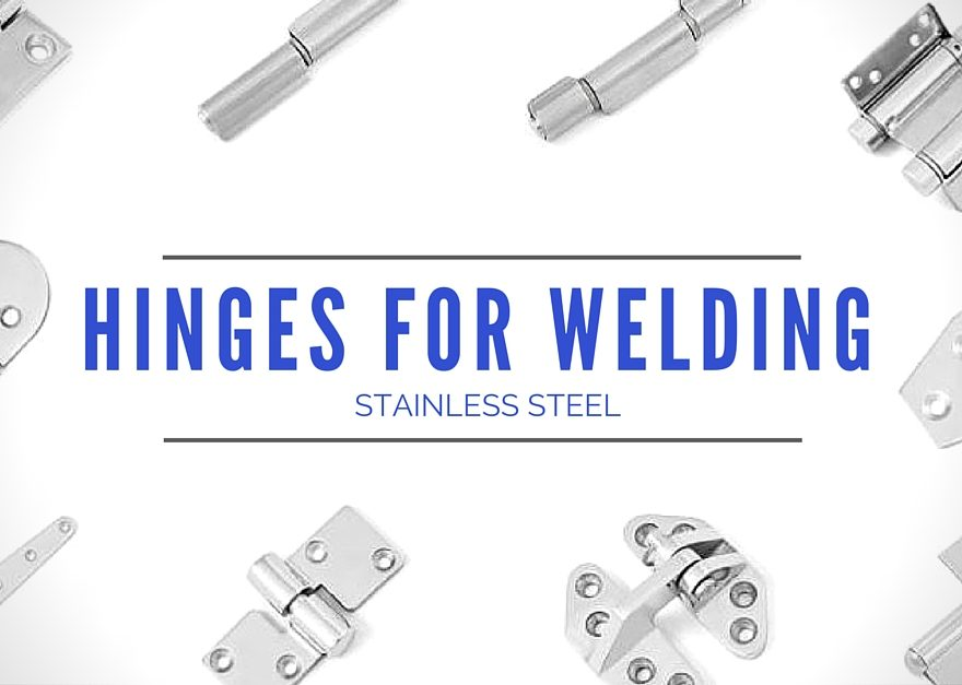 hinges for welding