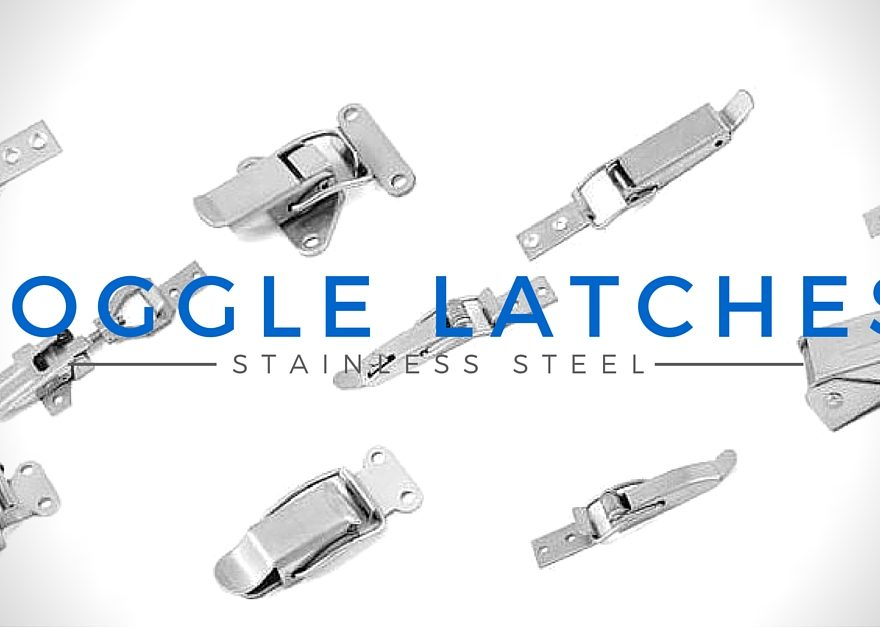 stainless steel latches