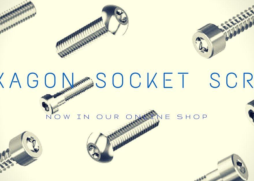 hexagon socket screws