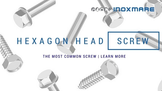 hexagon head screw