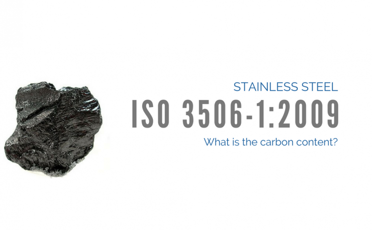 Standard ISO 3506  The Carbon Content of Stainless Steel - Blog Inox mare  En