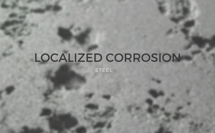 localised corrosion