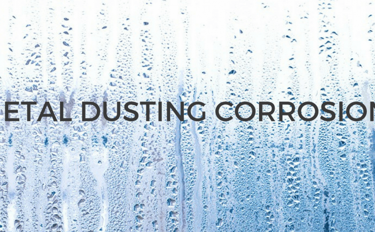 metal dusting corrosion