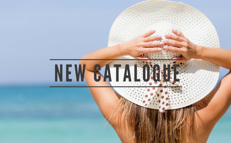 new 2018 catalogue