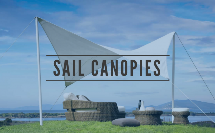 sail canopies