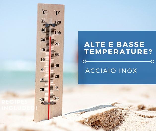 basse temperature