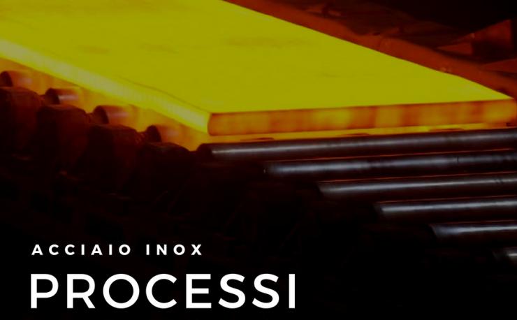 produzione acciaio inox