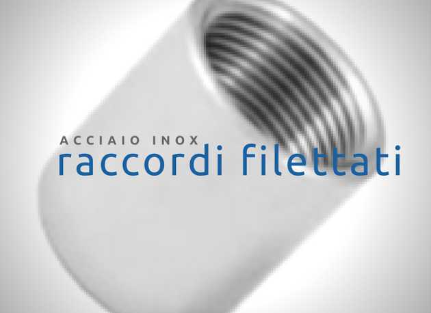 raccordi filettati