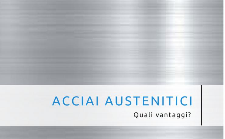 acciaio austenitico