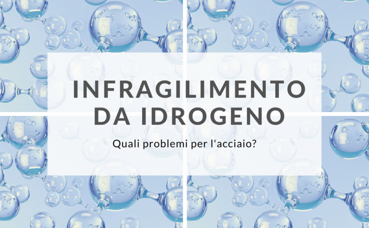 infragilimento da idrogeno