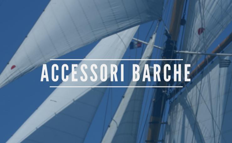 accessori per imbarcazioni