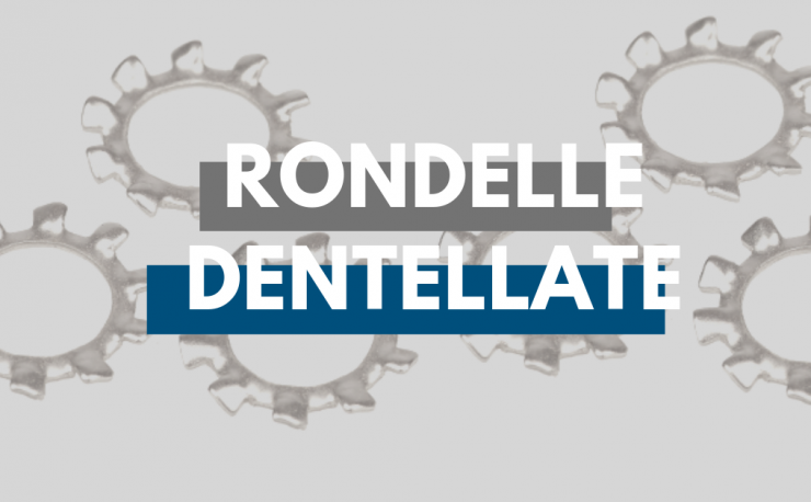 rondelle dentellate